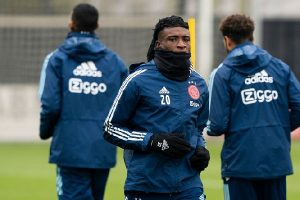 Fit-again Ajax star Mohammed Kudus set to resume group training