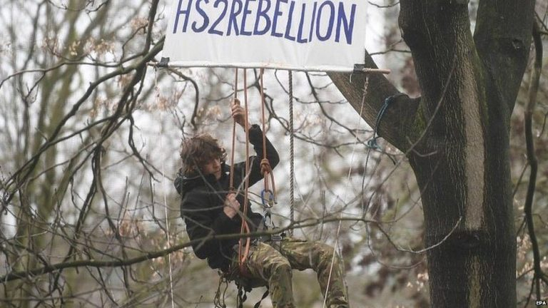 HS2: Could the pandemic kill off the rail project?