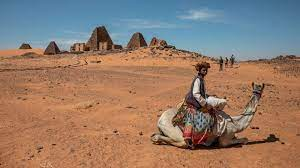 SUDAN'S PYRAMIDS YEARN FOR RECOGNITION