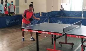 Simon Osei, Blessing Labanti triumph in Junior Ping-Pong championship