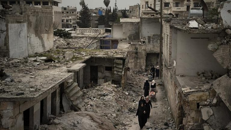 EU, U.S. and other nations pledge €5.5 billion to Syria reconstruction