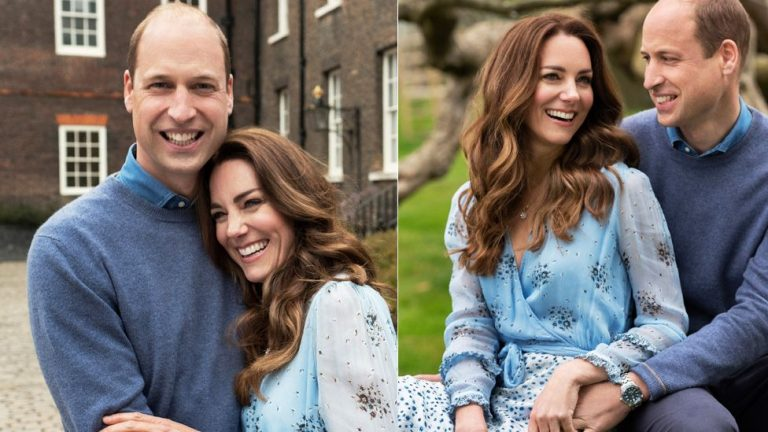 Kate and William's 10 years of marriage in pictures