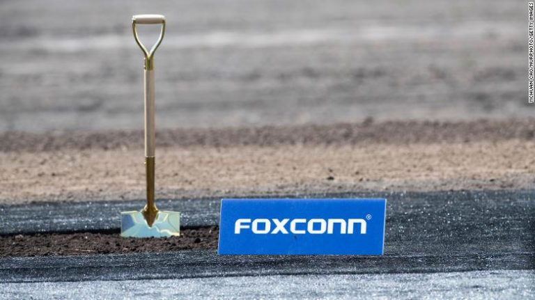 Foxconn's giant factory in Wisconsin sounded too good to be true. Turns out it was