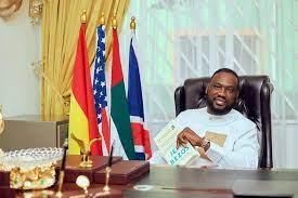 Ohene Kwame Frimpong: The salt of Asante Akyem Agogo