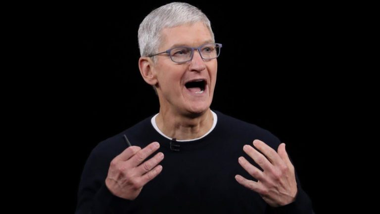 Tim Cook warns of Apple product shortages