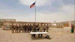 'A challenge' for Afghan military as US leaves Afghanistan