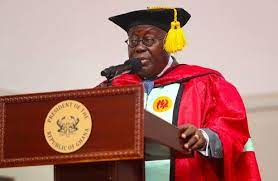 Culture of silence not here – President Akufo-Addo