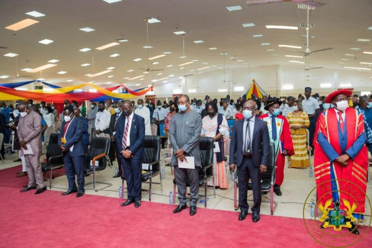 """""""Free SHS reversed decades of exclusion; enhanced access and quality"""" – Akufo-Addo"""
