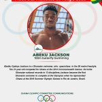 News from the National Olympic Committee of Ghana