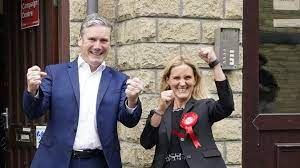 Batley and Spen: Labour is back after by-election win, says Starmer