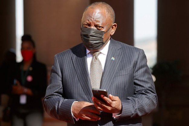 Presidency 'not happy' about allegations of spyware on Ramaphosa's personal cellphone