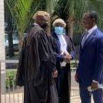 Supreme Court prohibits Justice Honyenuga from hearing Opuni's case