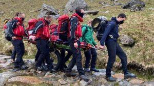 Snowdon: Two women hit by lightning at mountain summit