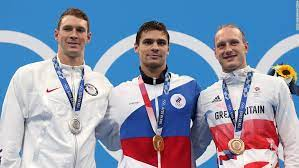 Doping spat: Russian Olympic Committee hits back after US swimmer questions whether gold medal winner was '100% clean'