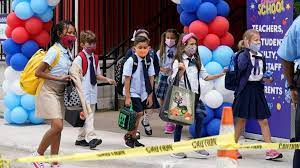 COVID-19 live updates: Judge rules Florida governor stop banning mask mandates in schools