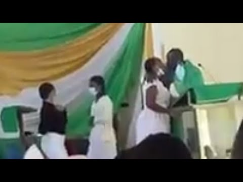 Anglican Priest involved in students-kissing saga suspended