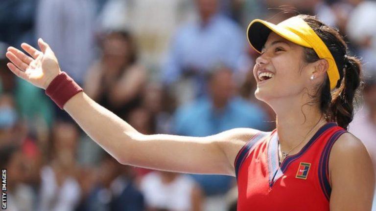 Emma Raducanu shock at reaching US Open semi-finals in New York