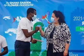 Maxwell Kojo wins 2021 Israeli Green Innovation award